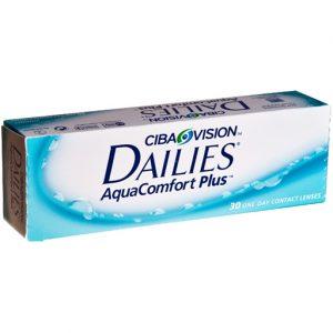 Ciba Vision-Dailies Aqua Comfort Plus